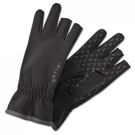 Soft Shell Fingerless Glove