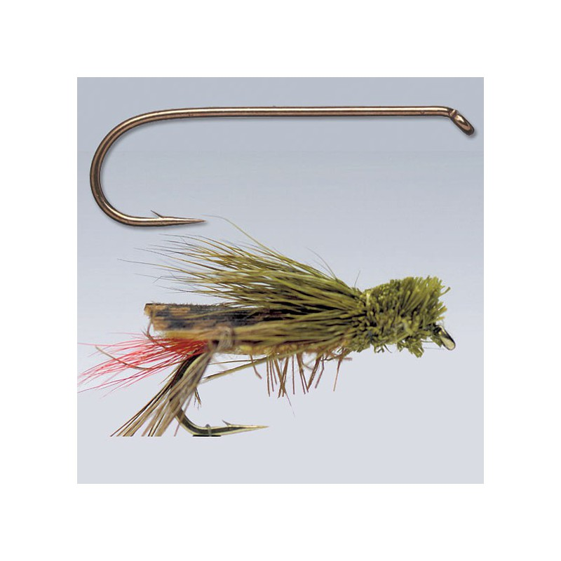 2X Dry-Fly Hook