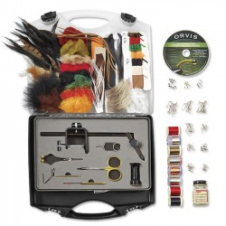 Orvis Premium Fly-Tying Kit