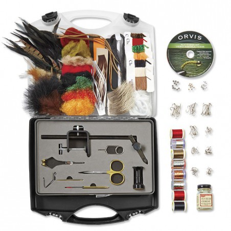 Orvis Premium Fly-Tying Kit