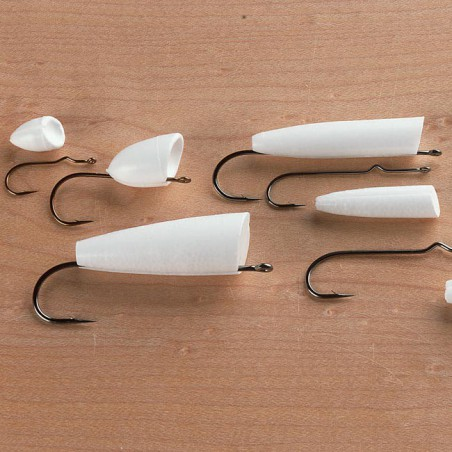 Popper Bodies with Hooks