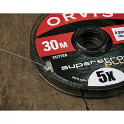 SuperStrong Plus Tippet in 100-meter spools
