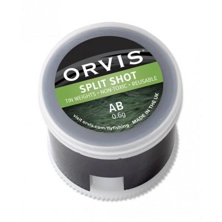 Orvis Non-Toxic Split Shot