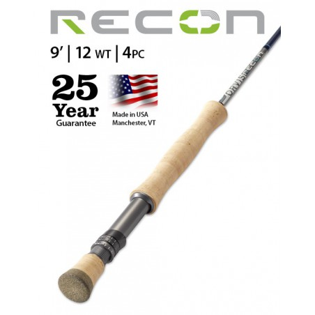 Recon 12-Weight 9' 4-Piece Fly Rod