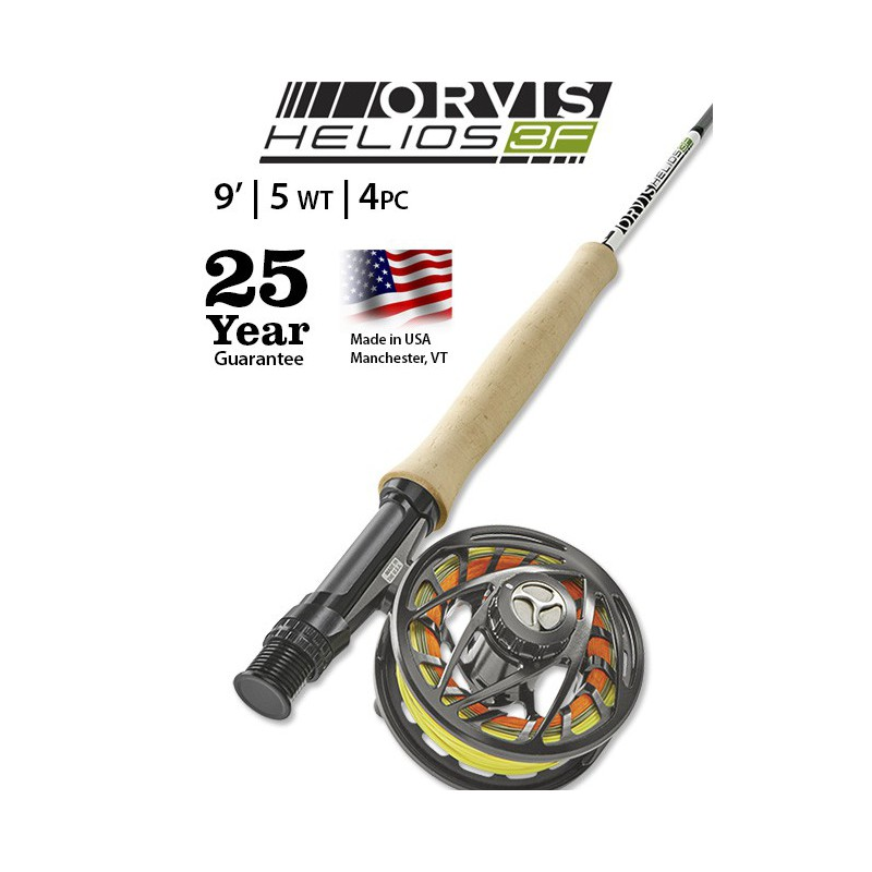Helios 3F 5-Weight 9' Fly Rod