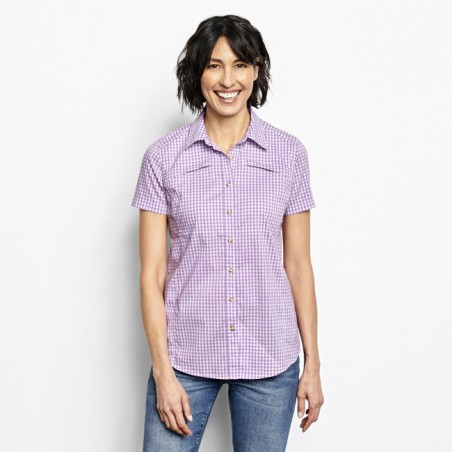 Women's Short-Sleeved River Guide Shirt