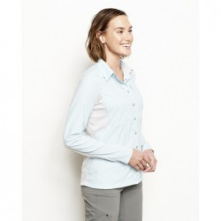 Women's PRO Hybrid Long-Sleeved Shirt