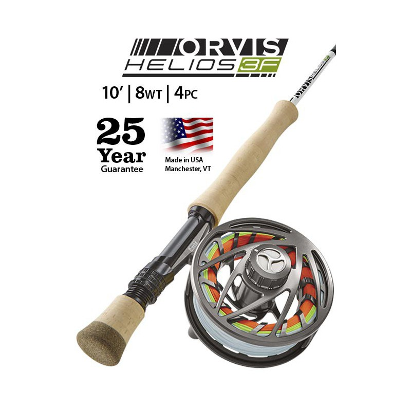 Helios 3F 8-Weight 10' Fly Rod