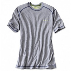 drirelease Short-Sleeved Crew