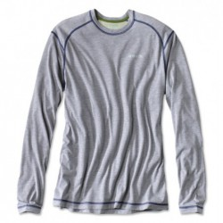 drirelease Long-Sleeved Crew