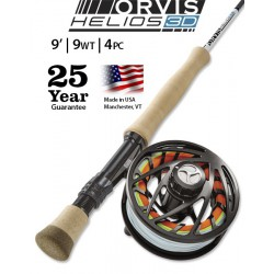 Helios 3D 9-Weight 9' Fly Rod