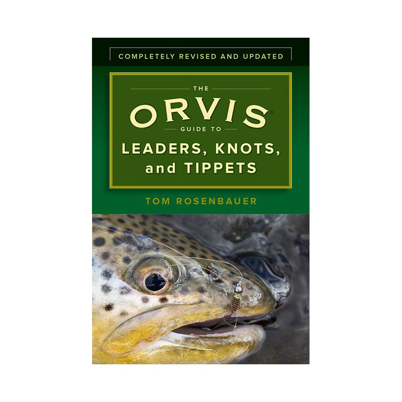 Orvis Streamside Guide to Leaders