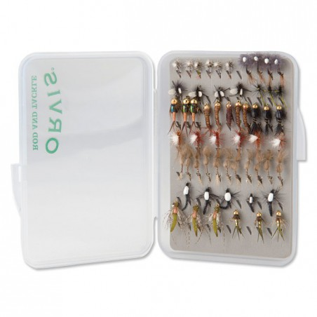 Super Slim Shirt Pocket Fly Box