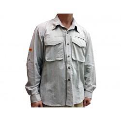 Camisa de Pesca Secado Rápido
