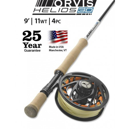 Helios 3D 11-Weight 9' Fly Rod