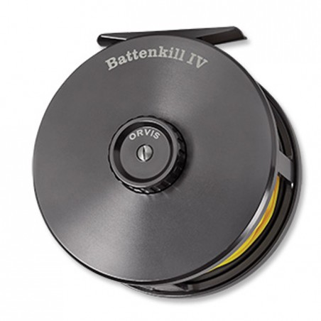 Battenkill Disc Spey Reels
