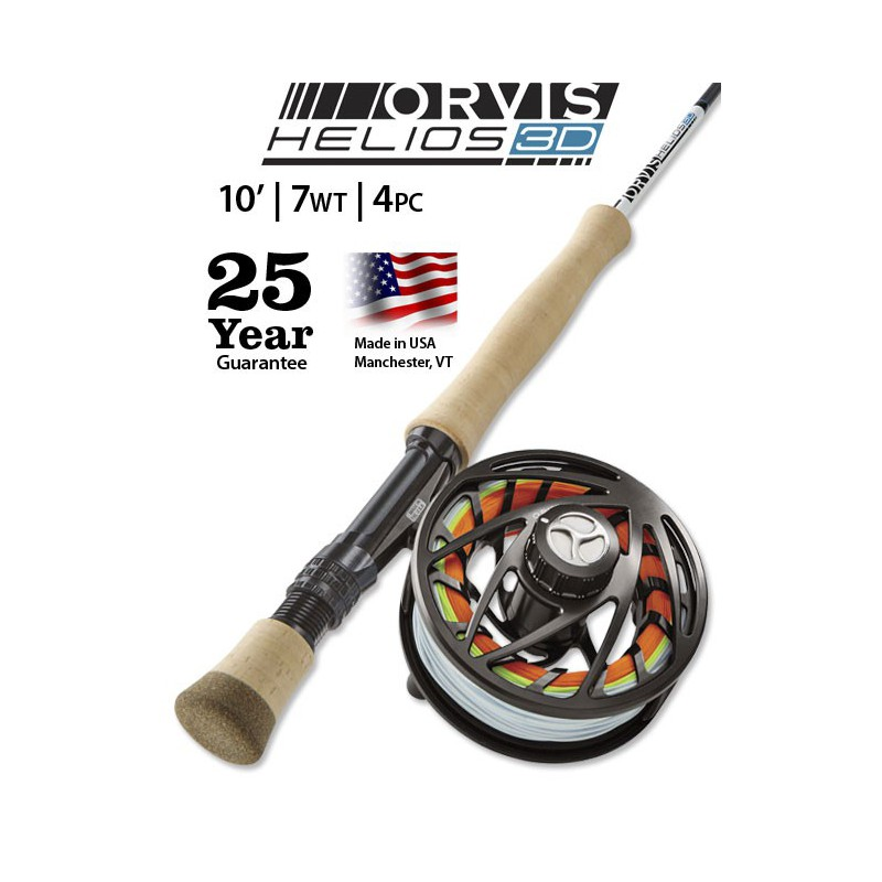 Helios 3D 7-Weight 10' Fly Rod