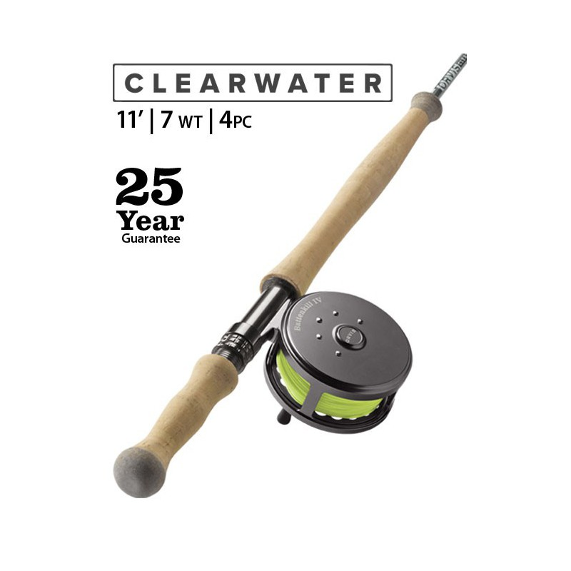 Clearwater 7-Weight 11' Fly Rod