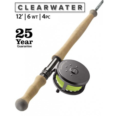 Clearwater 6-Weight 12' Fly Rod