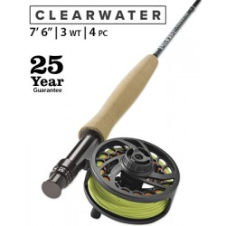 "Clearwater 3-Weight 7'6""..."