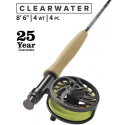 "Clearwater 4-Weight 8'6""..."