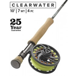 Clearwater 7-Weight 10' Fly...