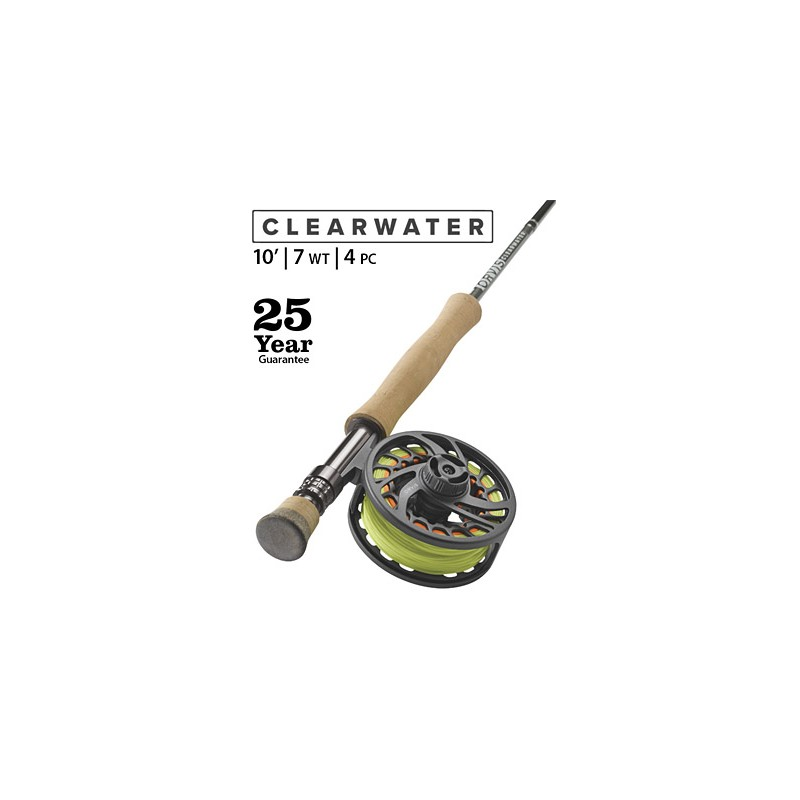Clearwater 7-Weight 10' Fly Rod