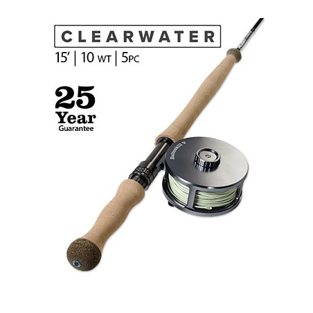 Clearwater 10-Weight 15' Fly Rod
