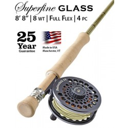 Superfine Glass 8-weight...