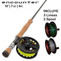 Encounter 7-weight 10' Fly Rod Outfit