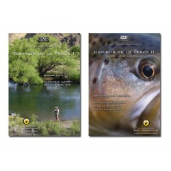 "Combo ""Fly Fishing Paths"" - 2 DVDs"