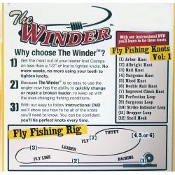 Winder Knot-Tyer con DVD