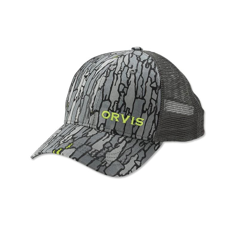 Trout Camo Trucker Cap