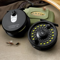 Clearwater Disc Drag Fly Reels