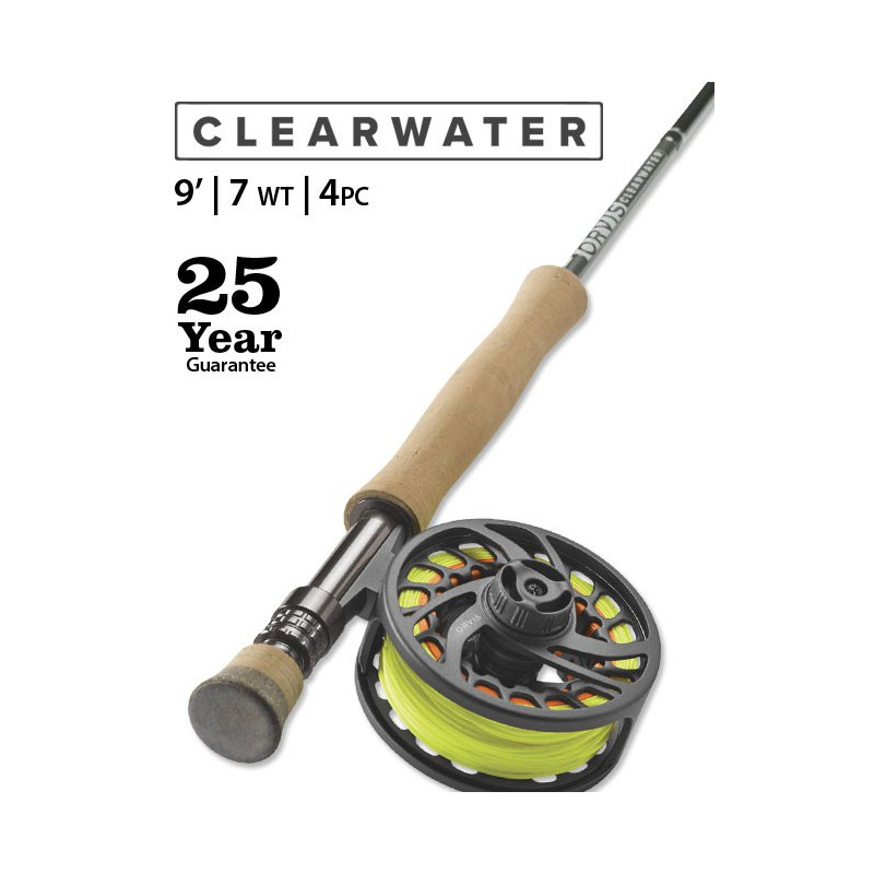 Clearwater 7-Weight 9' Fly Rod