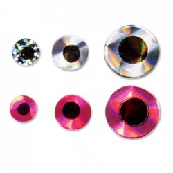 Holographic Decal Eyes