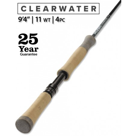 "Clearwater 11-Weight 9'4"" Fly Rod"