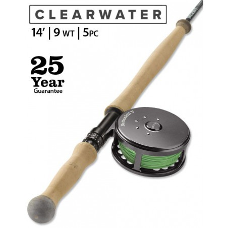 Clearwater 9-Weight 14' Fly Rod