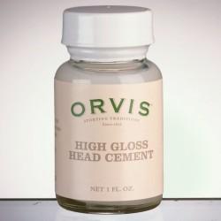 High-Gloss Head Cement