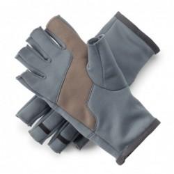 Fingerless Fleece Gloves