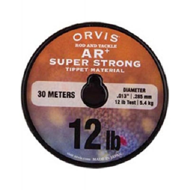 Super Strong AR+ Abrasion Resistant Tippet
