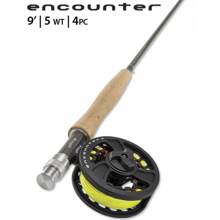 Encounter 5-weight 9' Fly Rod Outfit