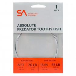 Absolute Predator Toothy Fish