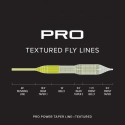 PRO Power Taper Line-Textured