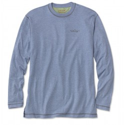 Men's drirelease Long-Sleeved Casting T-Shirt