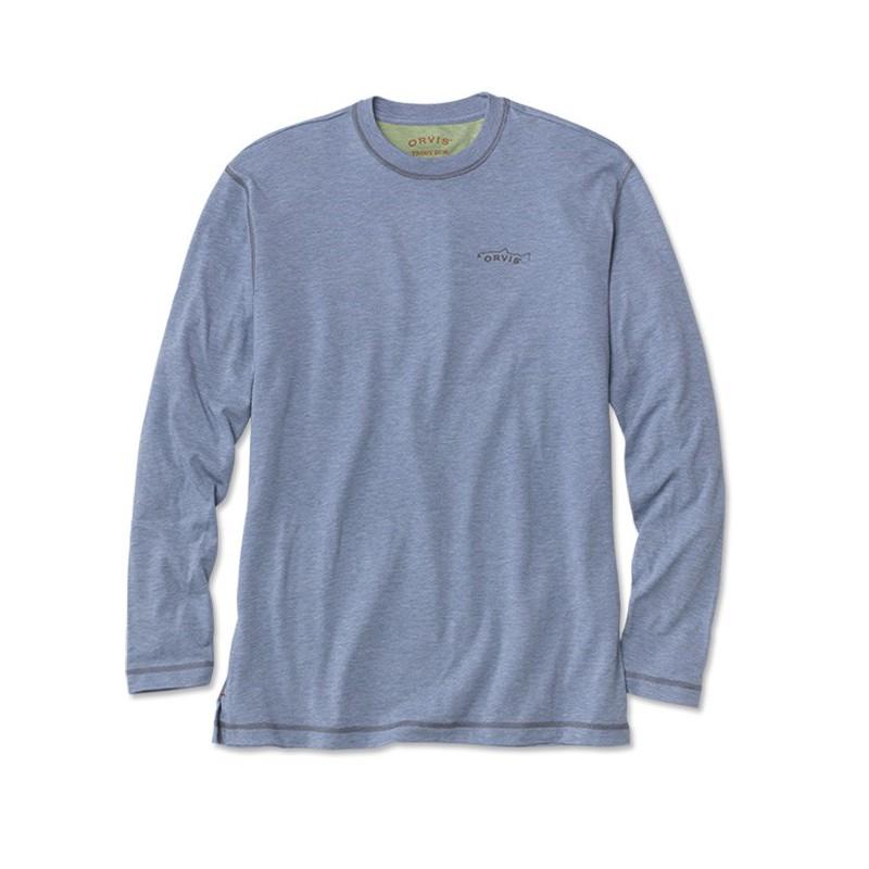 Men's drirelease Long-Sleeved Casting T-Shirt