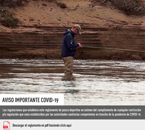 Permisos de Pesca Deportiva Continental Patagónico